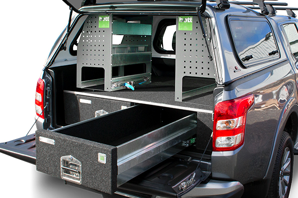 Bott Ute Drawers and Shelving