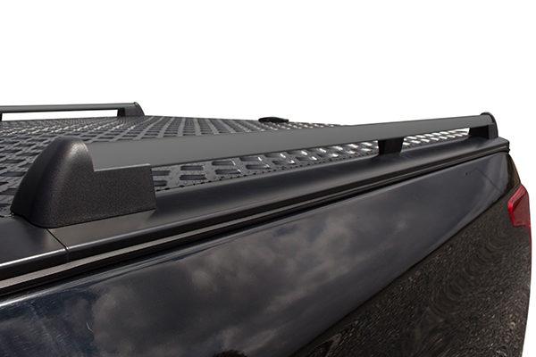 Defender Hard Lid Rails Black
