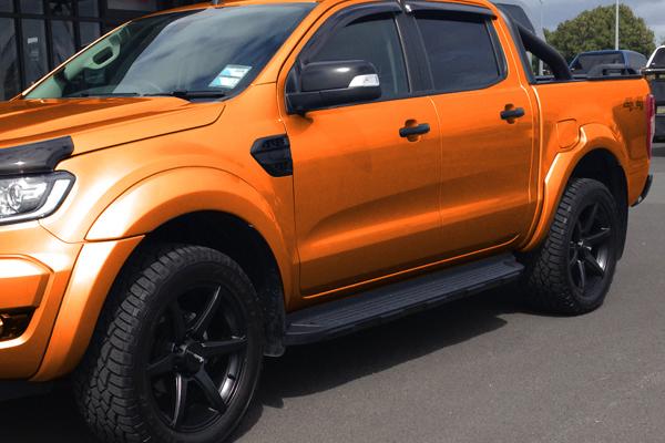 Flush Style Flares Pride Orange