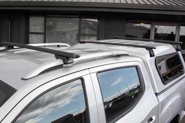 Roof Rack Kit 2 Canopy 1 Cab