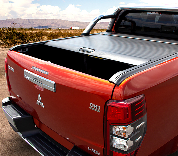 Ute Rolling Lid Mountain Top Roll Fully Equipped