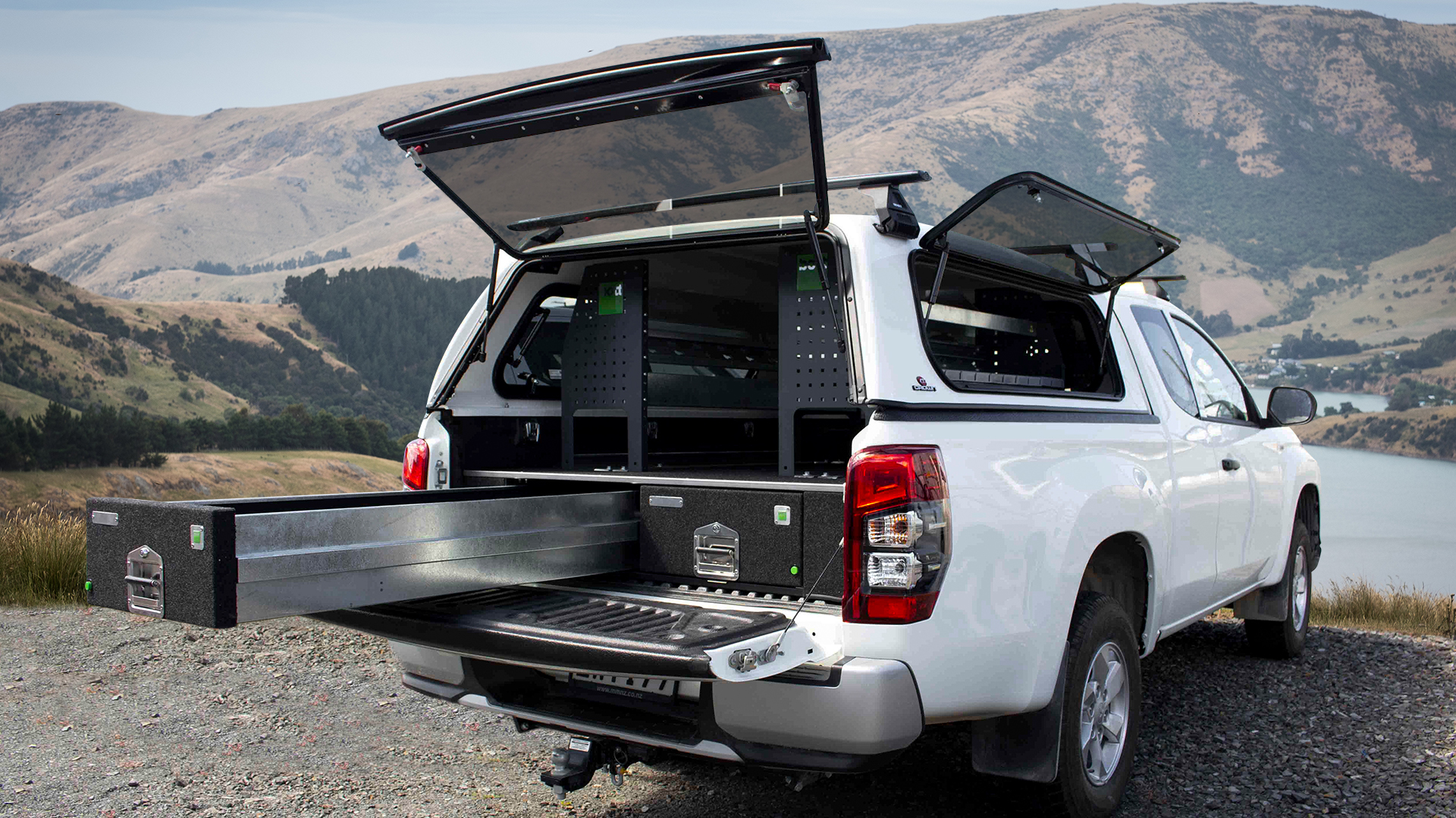 Ute Drawers Secure Sliding Vehicle Storage Fully Equipped